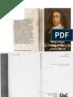 Spinoza - Correspondencia