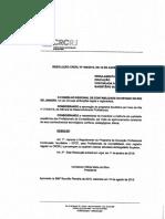 Resolução Crcrj n 463-2015