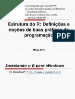R - Introdução a Programação