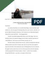 rohn persuasive essay assignment