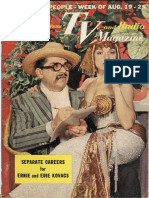 PARTNERS IN MARRIAGE ONLY, Ernie Kovacs and Edie Adams, By Marie Torre