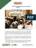 2016-04-14 Juntos Vamos a Resolver Los Problemas Del Campo- Enrique Serrano