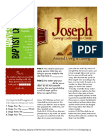 Joseph 16 Gen 45 Handout 041716