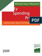 NPP Security Spending Primer