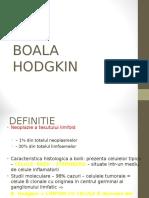 Boala Hodgkin