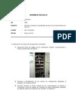 Inf. Banco Condensadores