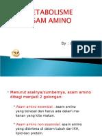 METABOLISME ASAM AMINO.ppt