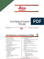 Guia Rapida TPS400