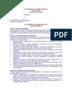 (4)Ley Nº 29158 Ley Organica Del Poder Ejecutivo_doc