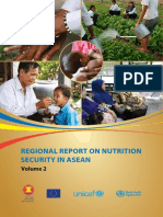 Regional Report on Nutrition Security in ASEAN Volume 2
