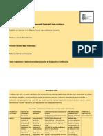 ORGANISMOS E INSTITUCIONES INTERNACIONALES DE EVALUACIÓN Y CERTIFICACIÓN