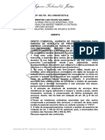Resp Duplicata Requisitos - Superior Tribunal de Justica