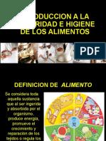 Clase 001 Manejo Higienico de Los Alimentos (Introducción)
