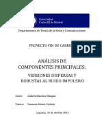 Analisis Componentes Principales