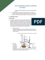Sustancias Liquidas y Criterios de Pureza (1)