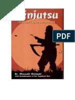 Ninjutsu (History and Tradition)