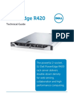 PowerEdge Rack Server R420 Technical Guide May2012