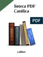 INDICE Biblioteca PDF Catolica Al 6 de Abril 2016