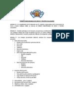 Bases del Concurso FONDO para proyectos de CIRCO Y TEATRO CALLEJERO