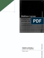 Lipman Matthew - Natasha Aprender A Pensar Con Vygotsky.pdf