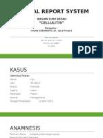 CRS (Cellulitis) Dr.ihsan Sp.B