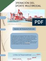 Operación Del Transporte Multimodal