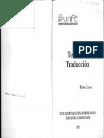 Pedagogía de la traducción