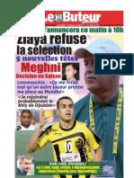 LE BUTEUR PDF du 04/05/2010