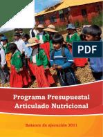 Documento Sobre Pan 2011