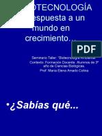 2- La BIOTECNOLOGÍA REPONDE AL CRECIMIENTO.ppt