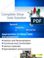 Complete Shoe Sole Soltuion-E (1)