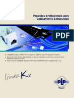 Folder Datacom Línea Kx