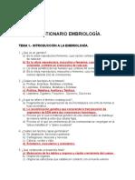 Cuestionario Embriologia.1 2