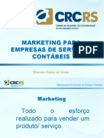 Marketing para Contabilidade