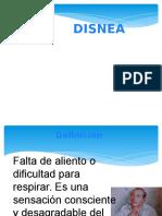 Expo 1 Disnea