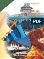 Kota Surakarta Dalam Angka Tahun 2015