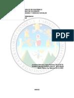 Informe Institucinal