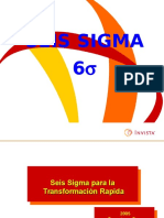 6 Sigma Para Rapid Transformation