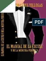 El Manual de La Excusa y de La mentira perfecta