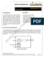 PMCC VCO11G Datasheet Rev 2.4