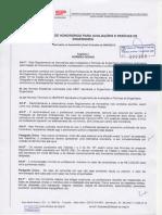 Regulamento de Honorarios IBAPE