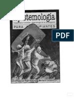 Epistemologia Para Principiantes Najmanovich Lucano Bklt