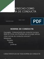 El Derecho Como Norma de Conducta 22032016 237055