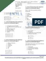 Ejercicios de Enunciados en Secuencia Lógica, Elaboró Hist. Hilario Herrera Tapia. Para Escuela (1)