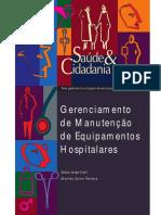Gerencia de Manutenção de Equipamentos Hospitalares - BVS - Saúde e Cidadania Vol 11