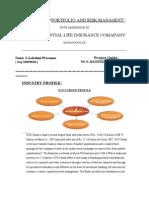 nagendra-icici-a studya on portfolio and risk management