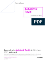 Learning Autodesk Revit Architecture 2010-LAS-ToC