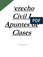 Derecho Civil i Alejandra Gomaz Solo Complementario