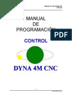 Manual de Programacion 4M