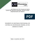 Regimento ProFHistória UFRN.doc